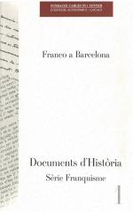 1. Franco a Barcelona