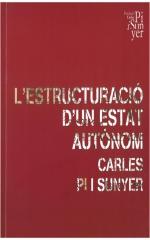 L'estructuració d'un estat autònom