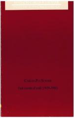 Vuit escrits d'exili (1939-1941)