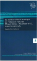 8. La política cultural municipal de l'etapa de l'alcalde Miguel Mateu i Pla (1939-1945). Aspectes generals