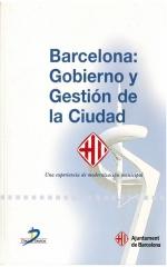 Barcelona: gobierno y gestión de la ciudad