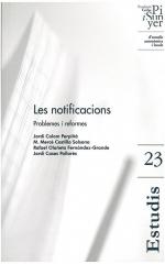 23. Les notificacions. Problemes i reformes
