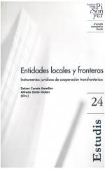 24. Entidades locales y fronteras. Instrumentos jurídicos de cooperación transfronteriza