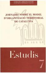 7. Jornades sobre el model d'organització territorial de Catalunya