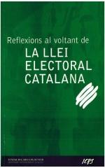 Reflexions al voltant de la Llei electoral catalana