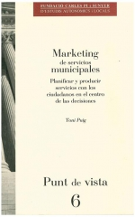 6. Marketing de servicios municipales