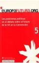 5. Las posiciones políticas en el debate sobre el futuro de la UE en la Convención