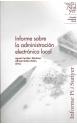 Informe sobre la administración electrónica local