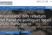 Presentació dels resultats del Panel de polítiques locals 2020: Participació