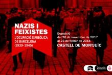 Exposició: Nazis i feixistes. L'ocupació simbòlica de Barcelona (1939-1945)