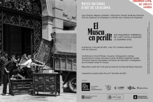Inauguració de l'exposició El Museu en perill! Museu Nacional d'Art de Catalunya, 14 juliol, 19h