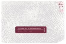Disponibles els municipis d'exemple del darrer informe de l'Observatori
