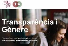 Presentació del web Transparència i Gènere