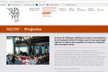 Convocatòria de 2 beques de col·laboració en suport a la recerca per al Panel de Polítiques Públiques de la Fundació Carles Pi i Sunyer